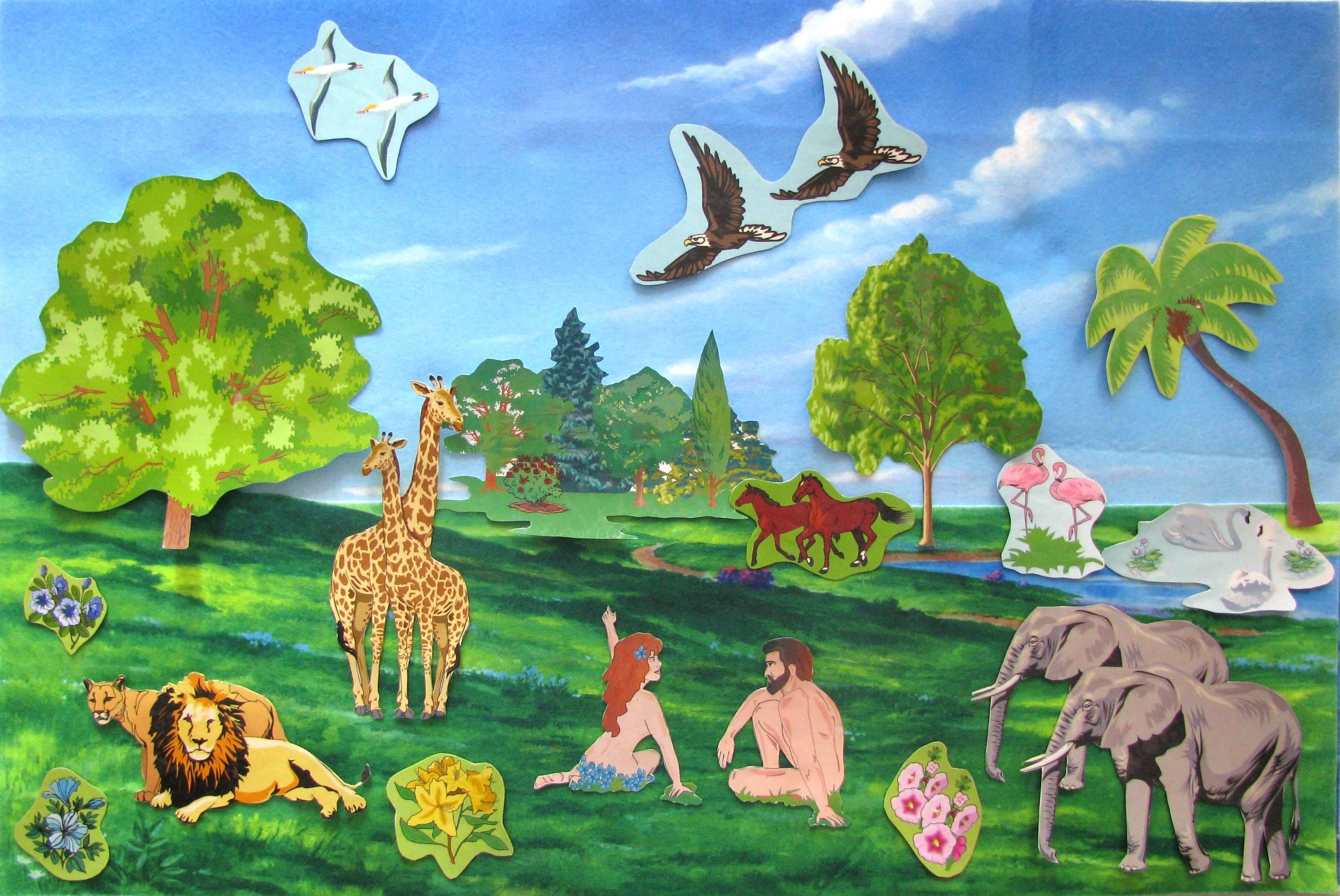 земля рисунки детей:
